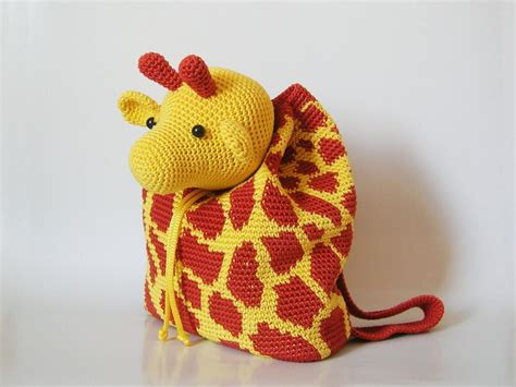 crochet animal bag pattern how to make a crochet backpack tips patterns