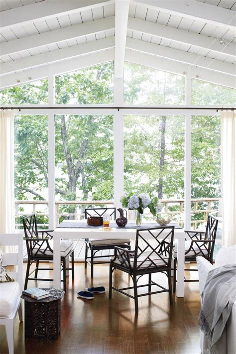 lake house dining room ideas white painted home decor southern living
