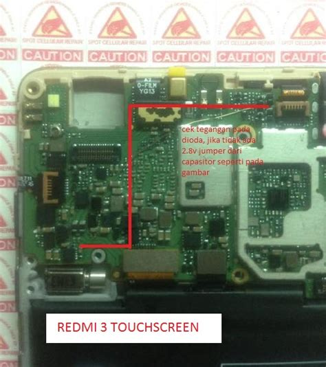 Lcd Mi4a redmi note 3 dan redmi 3 touchscreen djawir community