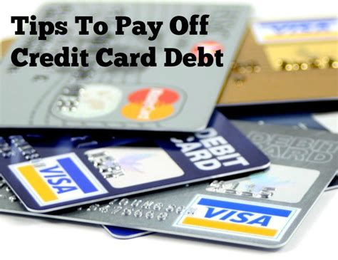 Gift Card To Pay Off Credit Card - achieve financial freedom with these 9 easy tips to pay off your credit card debt