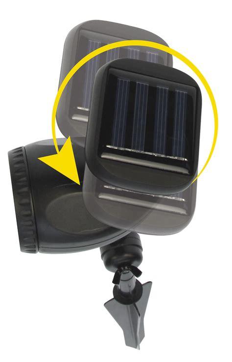 spot de jardin solaire spot solaire de jardin luis spot eclairage solaire objetsolaire