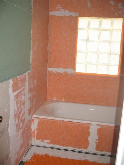 How To Waterproof Window In Shower by Tiling Around A Glass Block Window In A Shower Ceramic
