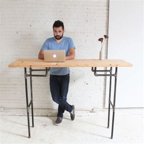 how to make a standing desk at work work better 5 diy standing desk projects you can make