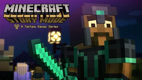 game mode on minecraft minecraft story mode review