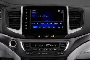Honda Ridgeline Audio System 2017 Honda Ridgeline Reviews And Rating Motor Trend