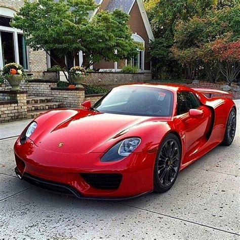 porsche 918 red porsche 2017 vida veloz on instagram blood red 918