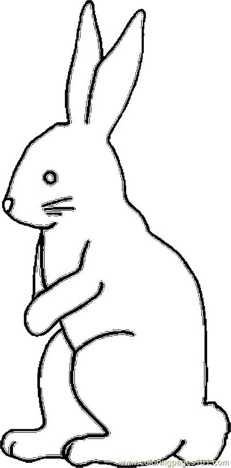 chocolate bunny coloring page bunny chocolate 2 coloring page free holidays coloring