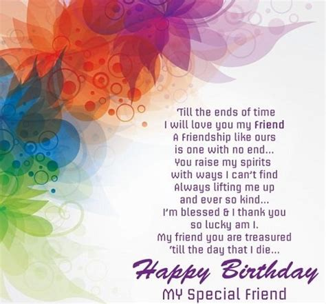 Happy Birthday Wishes For Friends Birthday Quotes For
