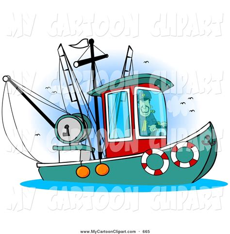boat pictures animated cartoon fishing boat clipart clipground