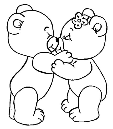 imagenes de amor y amistad infantiles para colorear dibujos para el d 237 a del amor y la amistad para colorear