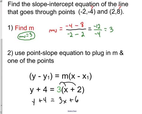 Finding Slope From Two Points Worksheet Answers by Slope From Two Points Worksheet Geersc