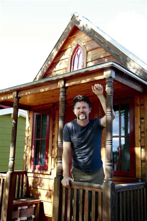 An Essay On Jay Shafer S Tiny House Dreams Tiny House Shafer