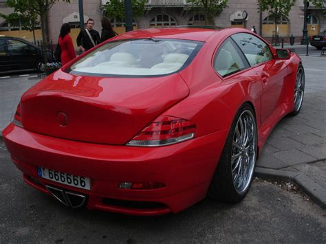modified bmw modified bmw 6 series car tuning