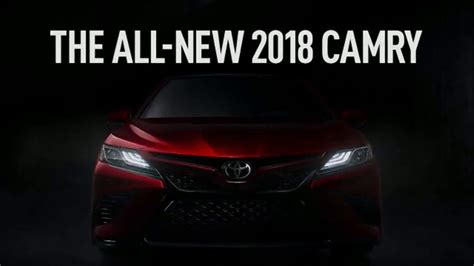 current toyota commercials 2018 toyota camry tv commercial believe it ispot tv