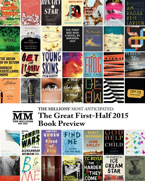 desired books most anticipated the great 2015 book preview