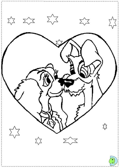 disney coloring pages lady and the tr disney coloring pages lady and the tr disney best