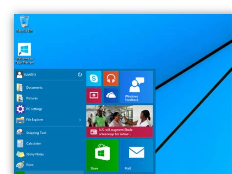 Tutorial Novedades Windows 10 | obt 233 n las novedades de windows 10 en windows 8 8 1 e