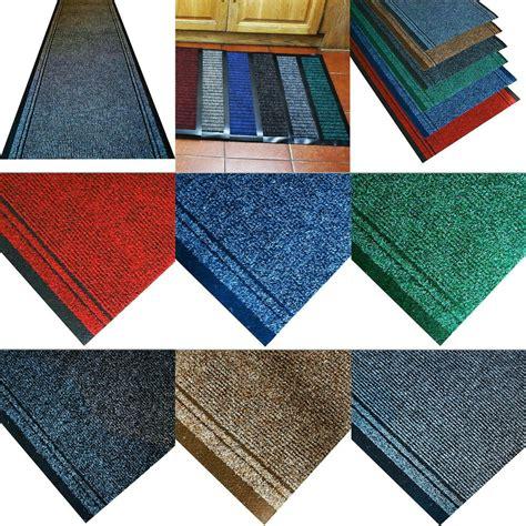 Doormat Runner - premium non slip rug door mat carpet runner hallway car