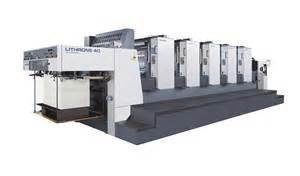 Mitsubishi Press Parts Komori