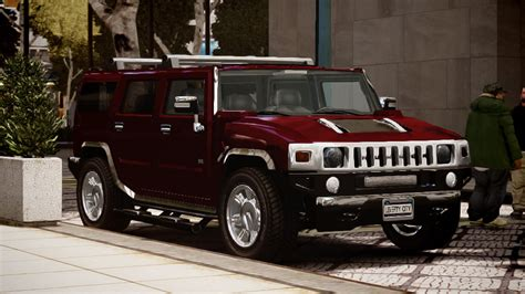 Hummer Limited hummer h2 limited edition vehicules pour gta iv sur gta