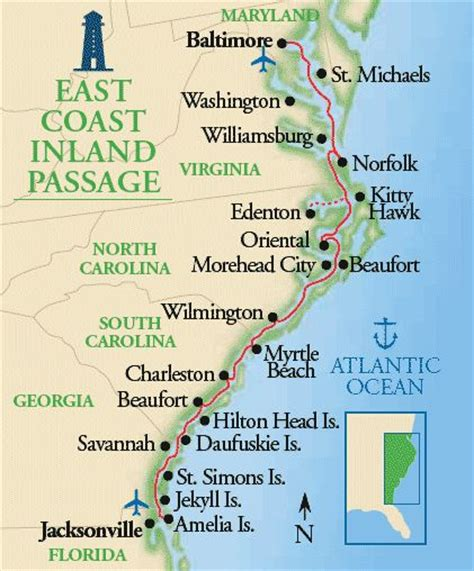 map us east coast beaches 25 best ideas about east coast beaches on