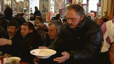 news europe feeding the hungry in russia
