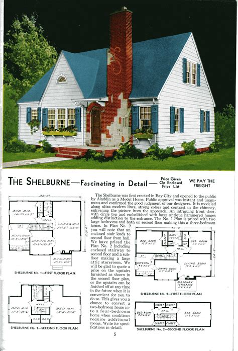 1923 sears kit house catalog