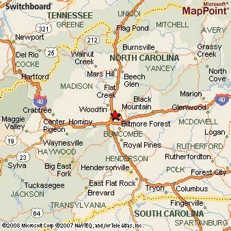 map of asheville nc map carolina asheville afputra
