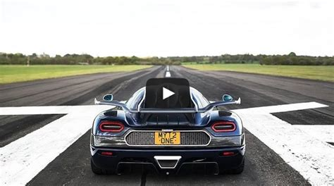 koenigsegg dallas koenigsegg one 1 speedo pov high speed run 225mph