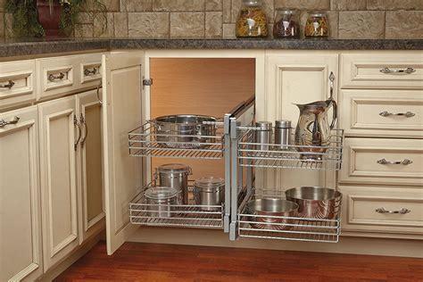 blind corner cabinet organizer pantry design details