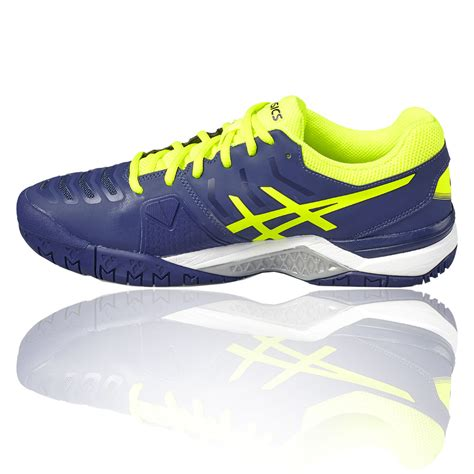 asics tennis shoes asics gel challenger 11 tennis shoes ss17 50