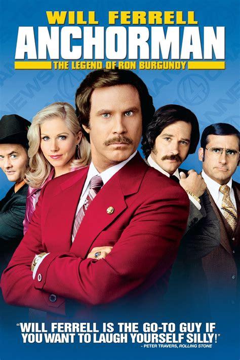 film comedy com anchorman the legend of ron burgundy 2004 rotten
