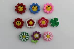 Croc Shoe Decorations 20pcs Lot Small Flower 2 Shoe Charms For Croc Shoes Shoe