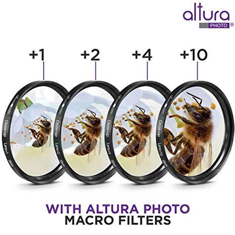 Uv Filter 58mm For Dslr Canon Lens Kit 18 55mm professional 58mm lens filter bundle for canon