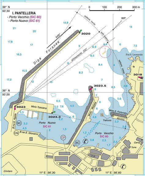 porto pantelleria tavola 61a isola pantelleria archivi pagine azzurre