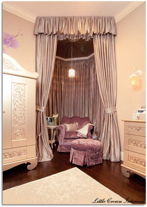 mel bs baby nursery  crown interiors