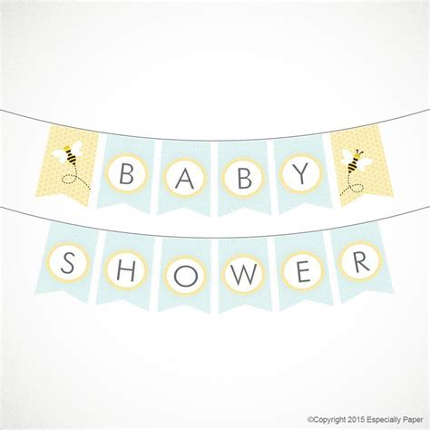 Lots of Baby Shower Banner Ideas (  Decorations)