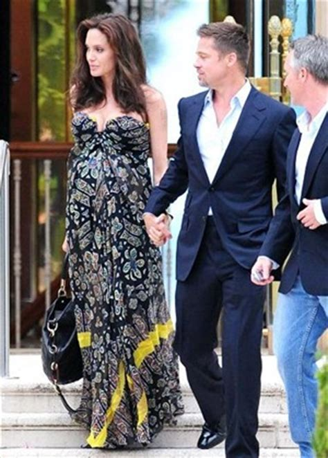Get The Look Jolies Cannes Chic by And Brad Pitt In Cannes Gossip