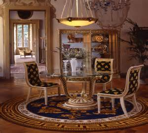 Versace Dining Table Versace Design Dining Table Set 5014 1 Ebay