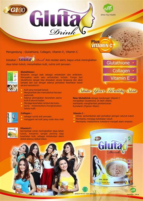 Bibit Collagen Jakarta gluta drink home