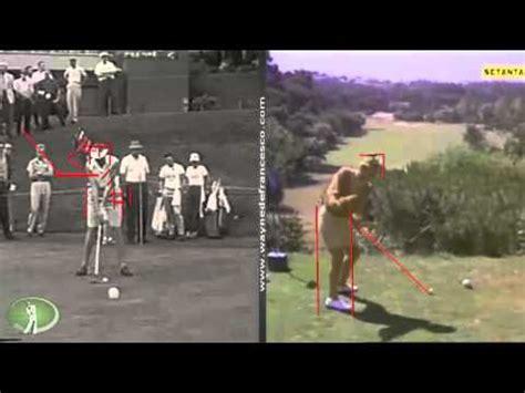 mickey wright golf swing swing analysis mickey wright youtube