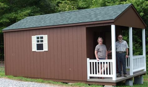 gable style shed  porch capitol sheds