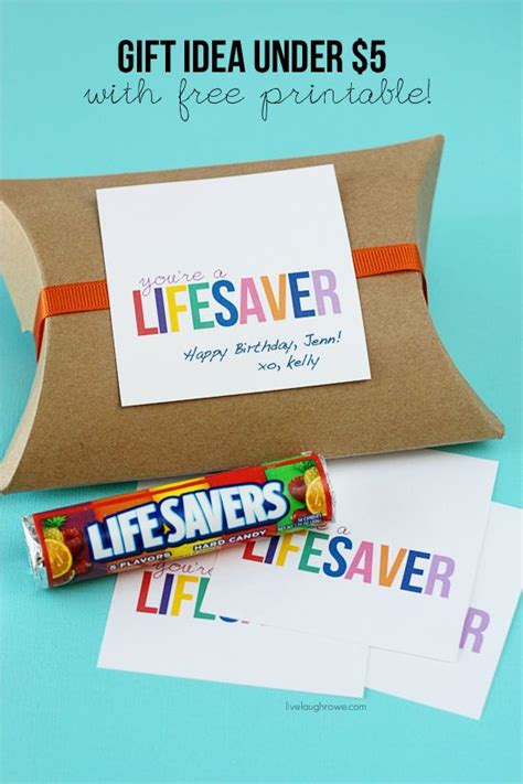 Remind Your Friend What A Lifesaver They Are With This