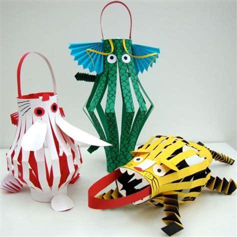 new year craft lantern make new year animal lanterns at museum crafts