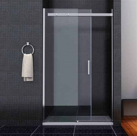 Bath With Shower Cubicle shower enclosure walk in sliding glass door cubicle screen