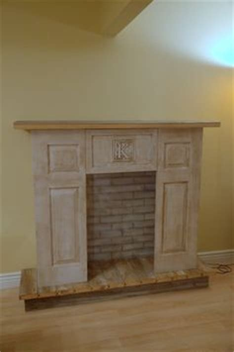 1000 images about faux fireplace ideas on