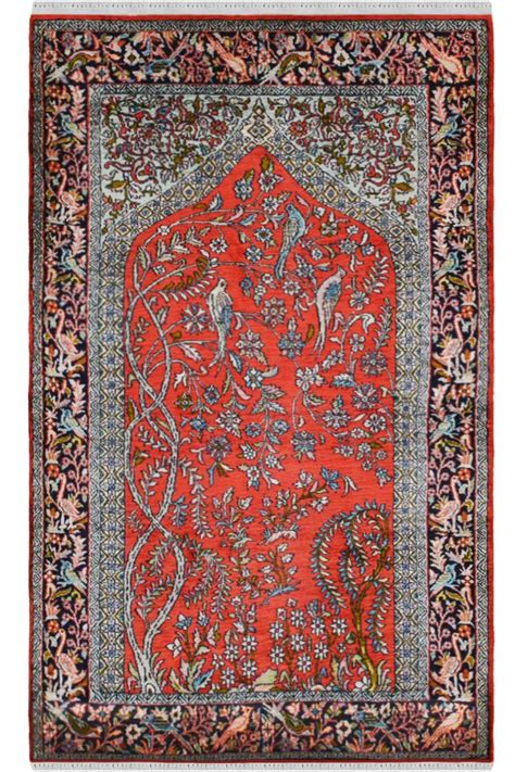 tree of rug 2x3 shaakha tree of rug buy silk rugs
