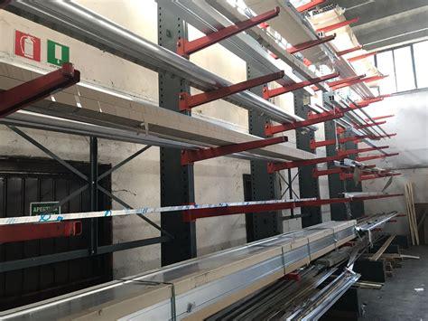 scaffali cantilever usati scaffalatura cantilever usata scaffali usati bologna
