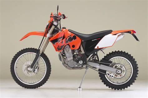 2004 Ktm 400 Exc 2004 Ktm 450 Mxc Usa Moto Zombdrive