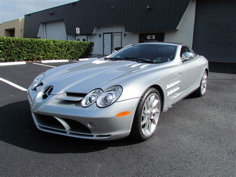 mclaren mercedes for sale 2008 mercedes slr mclaren for sale